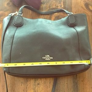 Coach Bag. Beautiful and classic Black